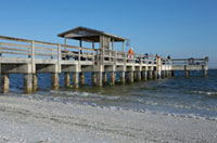 Fishing Pier Sanibel Island